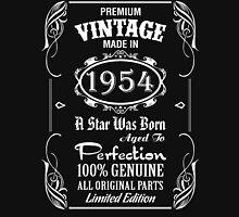 Premium Vintage Made In 1954 T-Shirt