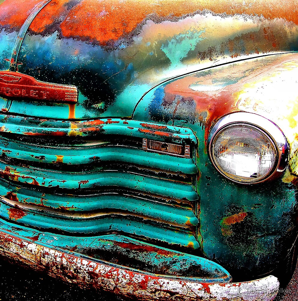 Will Work For Paint by Donnie Voelker