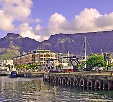 Cape Town waterfront! by jozi1