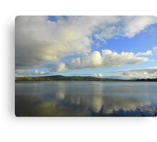 Clouds.............................Most Products Canvas Print