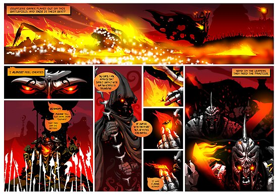 PART FOUR - The Black King Sees no Challenge | The Leapers Attack by GameOfKings
