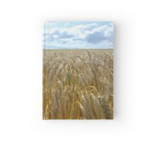 Fields of Gold Hardcover Journal