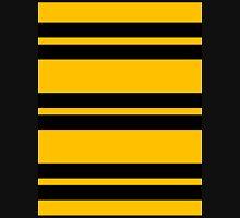 Hufflepuff Stripes - Thick Unisex T-Shirt