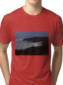 Sparkling beach Tri-blend T-Shirt