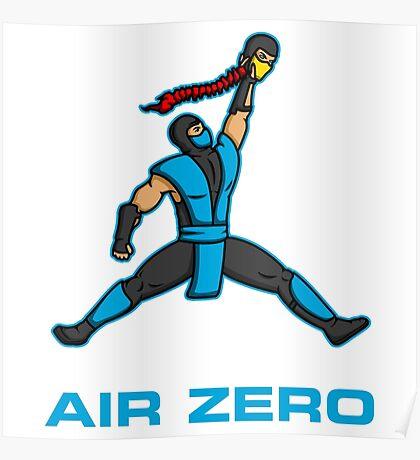 Air Zero Poster