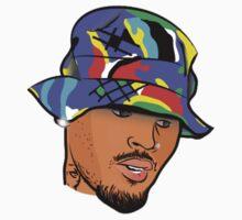 Chris Brown Loyal  by Deannatheartist
