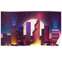 Synthcity Poster