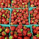 Tic-Tac-Strawberry by AuntieJ
