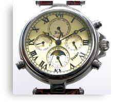 Replica Stauer Graves Wristwatch Canvas Print