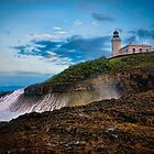"""Arecibo Lighthouse"" by Jaime Hernandez"