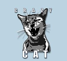 Crazy Cat by gretzky