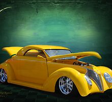 '39 Roadster by Susan Vinson