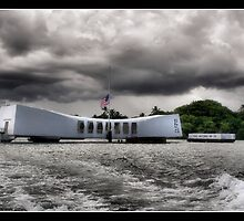 Stormy Memorial by EmotiveImagery