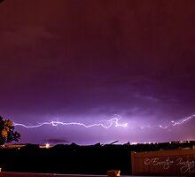 Hawaiian Lightning by EmotiveImagery