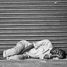 sleeping like a baby by Dinni H