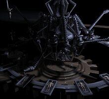The Grand manipulator by Sander Bos