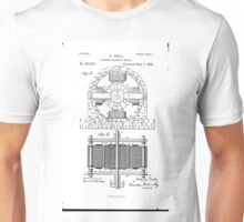 Nikola Tesla Electro-Magnetic Motor No. 382,279 Part 2 Unisex T-Shirt