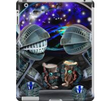 Toasting with Brewskies and Shots iPad Case/Skin