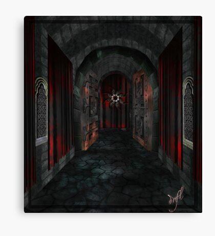 Fantasy Dungeon Canvas Print