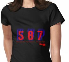 KVP/587 Womens Fitted T-Shirt