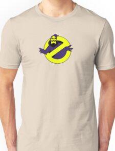 Skeletor Ghostbusters Parody Unisex T-Shirt