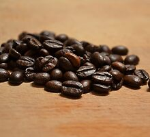 Coffee Beans by axelbcreative