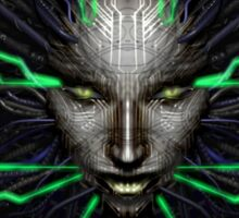 System Shock 2 Sticker