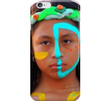 Tribal Facepaint iPhone Case/Skin