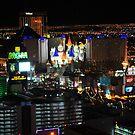 Las Vegas Night by sholder