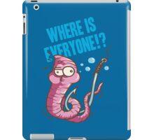 Where is Everyone iPad Case/Skin