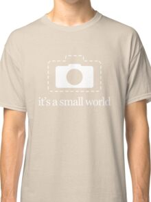 Mirrorless cameras – it's a small world Classic T-Shirt