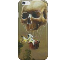 Travelling Ghost iPhone Case/Skin