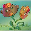 Fleurs D'Amour....... by IrisGelbart