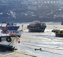 St Ives Harbour by jonshort58