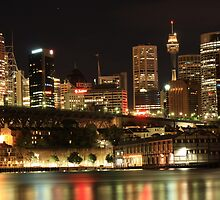 "The City of Sydney by Warlito ""Alét"" Mayol"