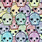 Baby suga skull pattern by mylittlenative