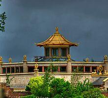 Manjushri Kadampa Meditation Centre by Jamie  Green