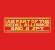 Rebel alliance One Piece - Short Sleeve