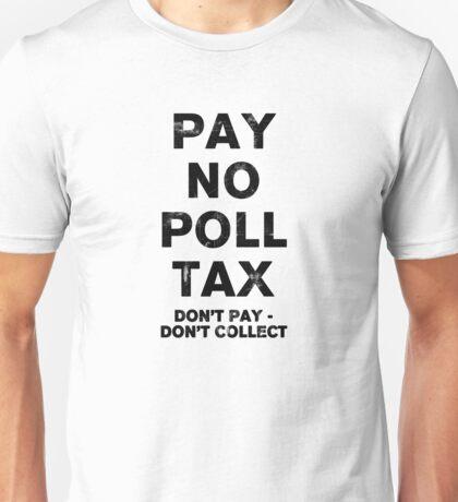 Poll Tax Riot Unisex T-Shirt