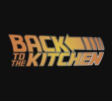 Back to the kitchen by Steve Lambert