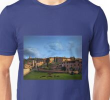 Town Of Assisi, Italy II Unisex T-Shirt