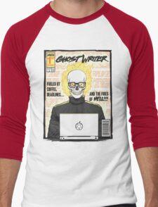 Ghost Writer Issue #1 Men's Baseball ¾ T-Shirt