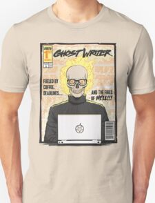 Ghost Writer Issue #1 Unisex T-Shirt