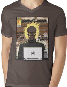 Ghost Writer Issue #1 Mens V-Neck T-Shirt