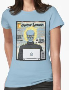 Ghost Writer Issue #1 Womens Fitted T-Shirt