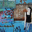 graffiti by lins