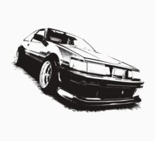 Toyota Corolla Levin AE86 One Piece - Long Sleeve