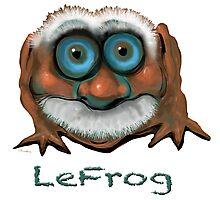 LeFrog 2011  Photographic Print
