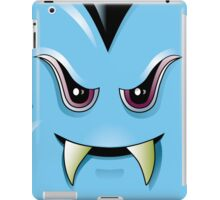 BLUE VAMPIRE - HALLOWEEN, HORROR iPad Case/Skin
