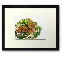 Nam Jim Chicken Framed Print
